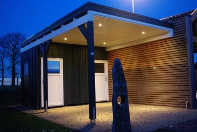 Veranda spots carport spots