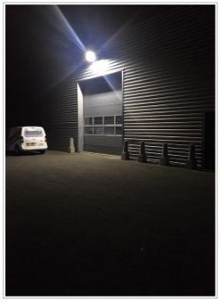 30w led lamp metschemersensor